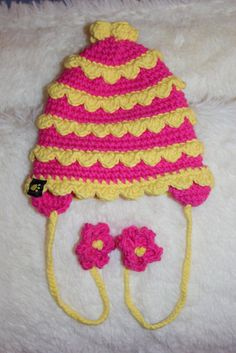 für eine kleine Prinzessin <3 Rid, Winter Hats, Crochet Hats, Beanie, Facebook, Handmade, Shopping, Fashion, Little Princess