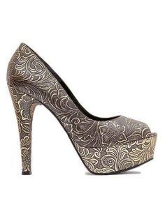 HINDI design by Malosa Chicshoes  www.malosa.com.mx /shop it online!