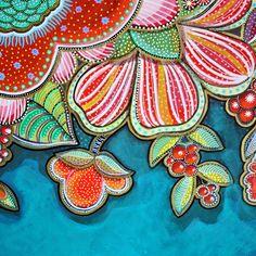 bicocacolors: florero Elena Nuez
