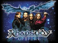 Rhapsody OF Fire - Power& Symphonic Metal