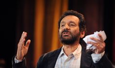 """Where does creative inspiration spring from? At TEDIndia, Hollywood/Bollywood director Shekhar Kapur (""""Elizabeth,"""" """"Mr. India"""") pinpoints his source of creativity: sheer, utter panic. He shares a powerful way to unleash your inner storyteller."""