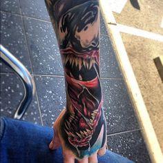 Venom tat.
