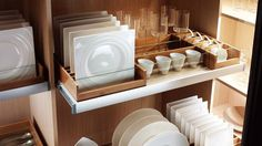 Everybody Is Saying About Kitchen Storage Ideas Cabinets Pantries Is Dead Wrong And Why 136 - Homegoodinspira Tall Kitchen Cabinets, Kitchen Handles, Kitchen Storage, Floating Shelves, Pantry, Kitchen Remodel, Living Room Decor, Things To Come, House Design