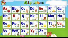 Alphabet ABC - A B C D E F G H I J K L M N O P Q R S T U V W X Y Z