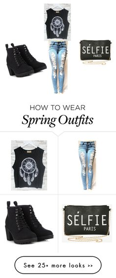 """""""My First Polyvore Outfit"""" by macarenabuenarluffi on Polyvore"""