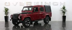 Land Rover Defender 130 Td4 adventure TWISTED.