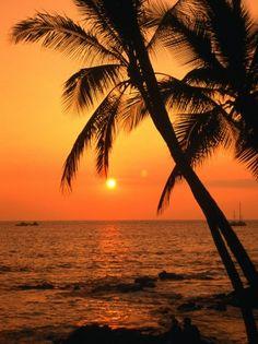 Kona Hawaii - It was beautiful!