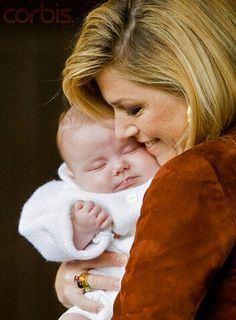 Maxima and daughter Princess Ariane