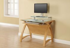 JUAL Curve Oak 900 Desk PC201 The Curve is a modern design finished in a sumptuous curved real walnut veneer that complements contemporary wood furniture in today™s modern home. This beautiful curved piece of furniture combines tr http://www.MightGet.com/january-2017-13/jual-curve-oak-900-desk-pc201.asp