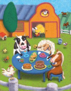 Animal Farm Picnic |