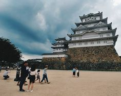 Looking for @alex_nihonkara in Himeji.