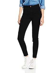 9c480a53 New Look Women's Disco Superskinny Skinny Jeans: Amazon.co.uk: Clothing