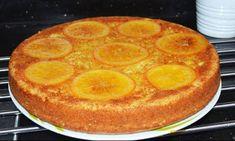 Gâteau à l'orange de grand-mère facile et rapide – Recettes Et Delices Homemade Cake Recipes, Beignets, Griddle Pan, Raisin, Biscotti, Muffins, Food And Drink, Eat, Breakfast