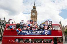 Avaaz.org contro Trump organizza il voto degli statunitensi all'estero