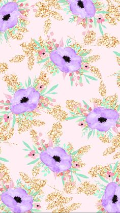 Flowers Flowery Wallpaper, Flower Phone Wallpaper, Wallpaper For Your Phone, Print Wallpaper, Cellphone Wallpaper, Pattern Wallpaper, Watch Wallpaper, Flower Backgrounds, Wallpaper Backgrounds