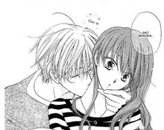 Faster than a Kiss. Shoujo Manga. Fumino Kaji and Ojiro Kazuma.