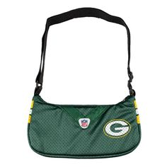 NFL Green Bay Packers Team Jersey Purse