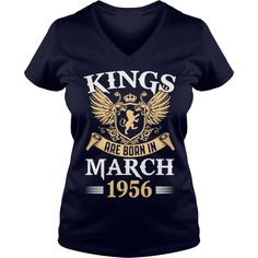 Kings Legends Are Born In March 1956 T-Shirt_1 #gift #ideas #Popular #Everything #Videos #Shop #Animals #pets #Architecture #Art #Cars #motorcycles #Celebrities #DIY #crafts #Design #Education #Entertainment #Food #drink #Gardening #Geek #Hair #beauty #Health #fitness #History #Holidays #events #Home decor #Humor #Illustrations #posters #Kids #parenting #Men #Outdoors #Photography #Products #Quotes #Science #nature #Sports #Tattoos #Technology #Travel #Weddings #Women