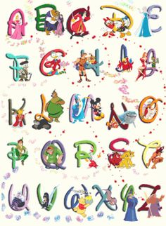 ON SALE Counted Cross Stitch Patterns Alphabet por lovemystitch