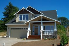 Architectural Designs House 6909AM gives you 4 beds and over 2,000 square feet of living. Ready when you are. Where do YOU want to build?