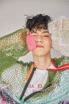 Baekhyun - 160609 'Lucky One' album digital booklet photo Credit: SM Entertainmnet. Kpop Exo, Baekhyun, Laura Lee, Tao, Album Digital, Exo Lucky One, Exo Monster, L Wallpaper, Exo Album