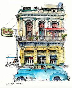 Amistad, Havana. | Flickr - Photo Sharing!