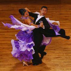 Megumi Morita & Minato Kojima, International Standard Tango, 16th Asian Games, November 13, 2010 (Photo by Feng Li/Getty Images) (Ballroom Dance, DanceSport)