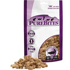 PureBites Ocean Whitefish for Cats 039oz  11g  Entry Size -- Continue to the product at the image link.