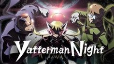 'Yatterman Night' Anime Begins YouTube Distribution