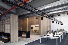 Habilitación Oficinas Unit T2 Goodman,© Luc Remond