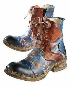 Stiefel Lola von Rovers in braun Shoe Boots, Shoes Sandals, Ankle Boots, Shoe Bag, Heels, Pretty Shoes, Beautiful Shoes, Boot Over The Knee, Ropa Shabby Chic