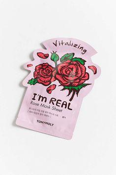 TONYMOLY I'm Real Rose Mask Sheet