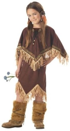Kids-Halloween-Costume-Native-American-Indian-Outfit
