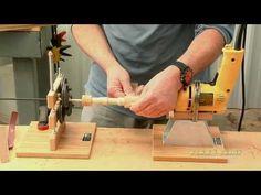 "Flex Coat Co. - Cork Lathe Tips & Tricks ""How We Do It"" - YouTube"
