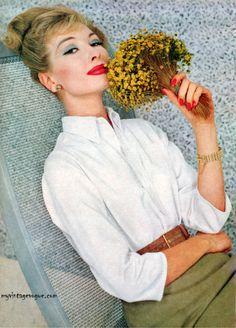 charm magazine 1959