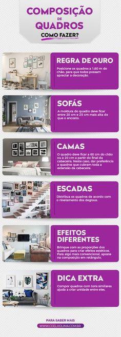 Decoração com quadros: saiba como compor e harmonize qualquer ambiente | Coelho Lima Arquitetura