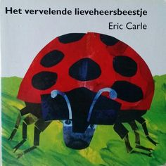 Discover fun and easy Eric Carle activities to do with your child! Here are a few ways to create art, games and activities inspired by the popular children's picture book author and illustrator Eric Carle. Eric Carle, Grouchy Ladybug, Ladybug Art, Ladybug Crafts, Ladybug House, Grande Section, Very Hungry Caterpillar, Children's Literature, Christen