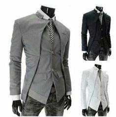 Futuristic fashion http://www.dealman.co.nz/products/men-s-2014-futuristic-jacket