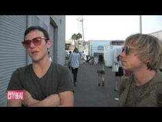 San Diego Street Scene Cage the Elephant interview