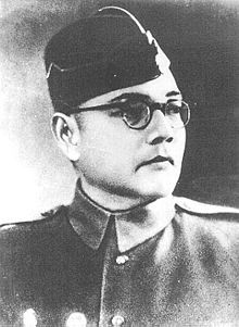 Netaji Subhash Chandra Bose was one of India's greatest freedom fighter. He revived the Indian National Army, popularly known as 'Azad Hind Fauj' in 1943 which was initially formed in 1942 by Rash Behari Bose. Azad Hind, Freedom Fighters Of India, Subhas Chandra Bose, History Essay, History Of India, Historical Quotes, Historical Pictures, Republic Day, Real Hero