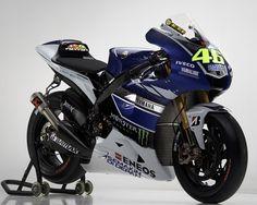 2013 Yamaha YZR-M1 for MotoGP