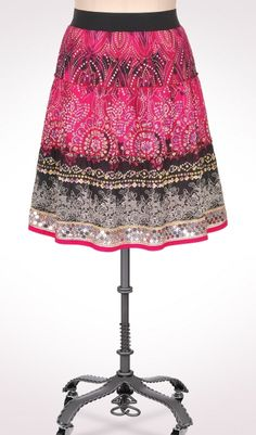 In love with this skirt from Dress Barn