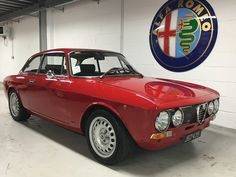 Standard 2000 GTV Upgrade - Alfaholics Workshop Upgrades - Alfa Romeo
