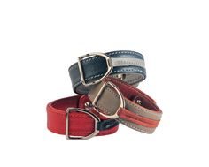 Leather bracelets with stirrups by PARADE PERFECT WEAR Leather Bracelets, Equestrian, Belt, How To Wear, Accessories, Fashion, Belts, Moda, Fashion Styles