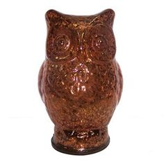 Owl decor from Kohls
