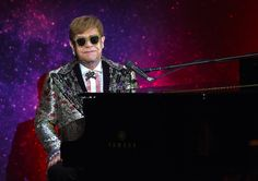 'This Is the End.' Elton John Says Upcoming Tour Will Be His Last
