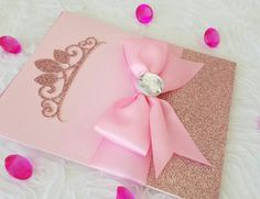 Cricut Invitations, Princess Invitations, Wedding Invitations, Princess Crafts, Princess Party, Pink Princess, Photo Booth Setup, Birthday Cards, Birthday Parties