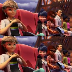 Definitely me next to my crush  #miraculous #adrienette #ladybug_and_chat_noir