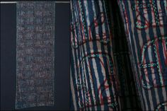 Sujani Embroidery Cotton Stole by Aunam