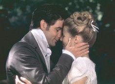 """Emma and Mr. Knightley """"I shall no longer call you Mr. Knightley. I shall call you MY Mr. Knightley!"""""""
